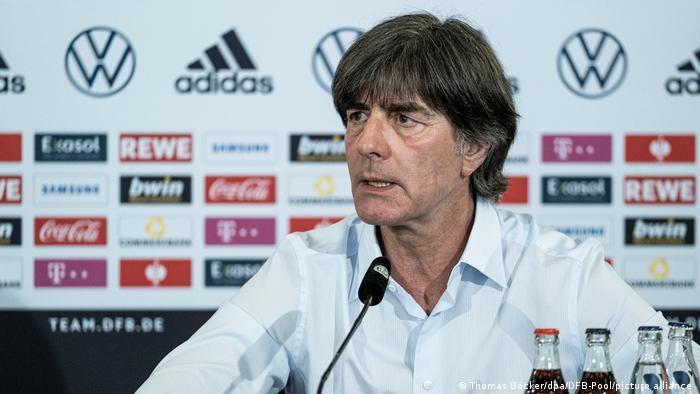 Deutschland Fußball Bundestrainer Joachim Löw gibt EM-Kader bekannt