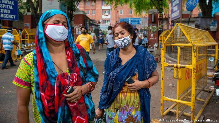 Pandemi COVID-19 di India