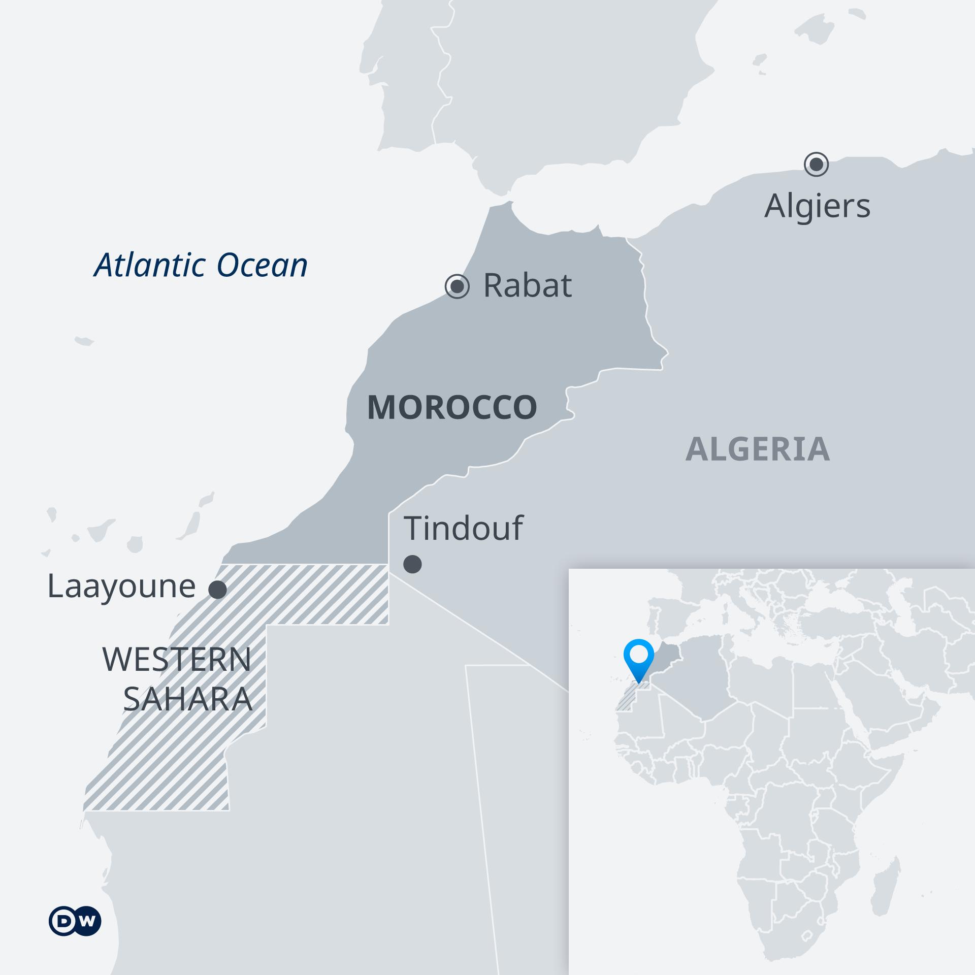 C'est notamment le contentieux sur le Sahara occidental qui empoisonne fortement les relations entre le Maroc et l'Algérie