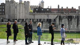 Πύργος του Λονδίνου τουρίστες