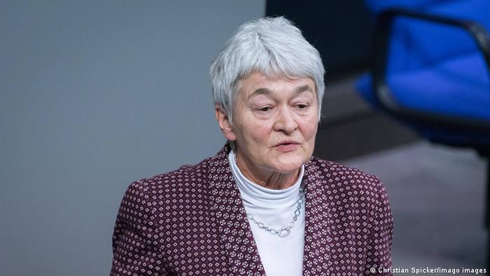 Katharina Landgraf (CDU) im Bundestag
