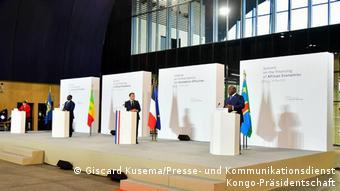 Le 18 mai à Paris un sommet avait étéconsacré à la relance des économies africaines.