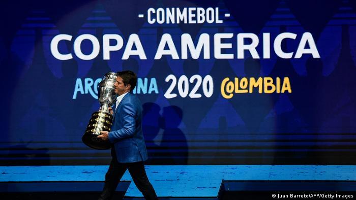 Originalmente la Copa América se jugaría en 2020. Y en dos países. Ahora será en 2021. Y en un solo país.