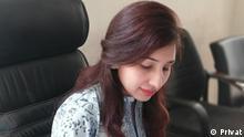 DW Urdu Blogerin Sidra Saeed