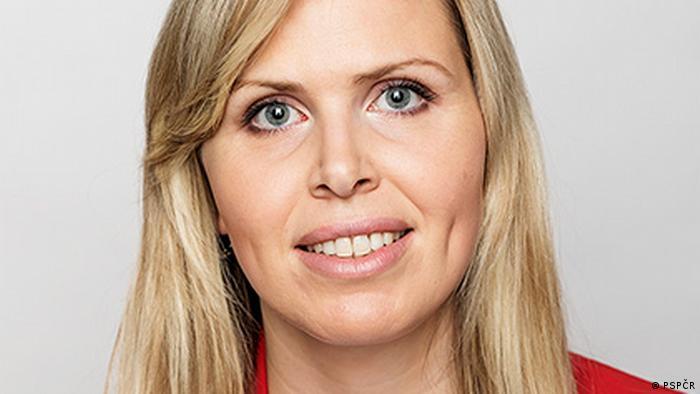Deputata comunistă Hana Aulická Jírovcová