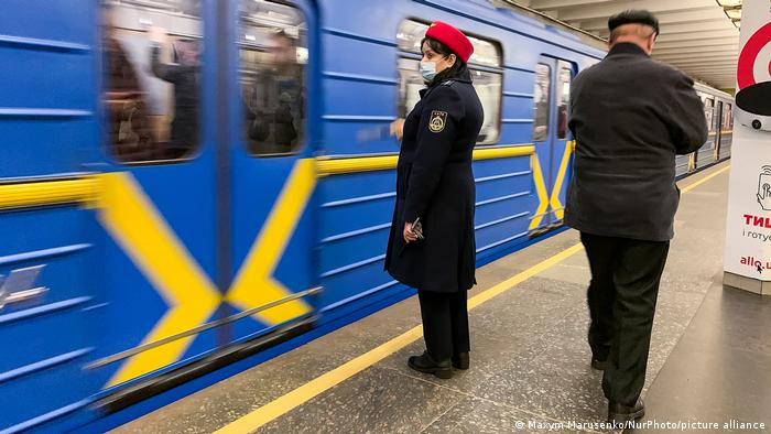 Вагон київського метро