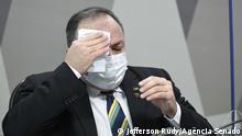 Brasiliens ehemaliger Gesundheitsminister Eduardo Pazuello