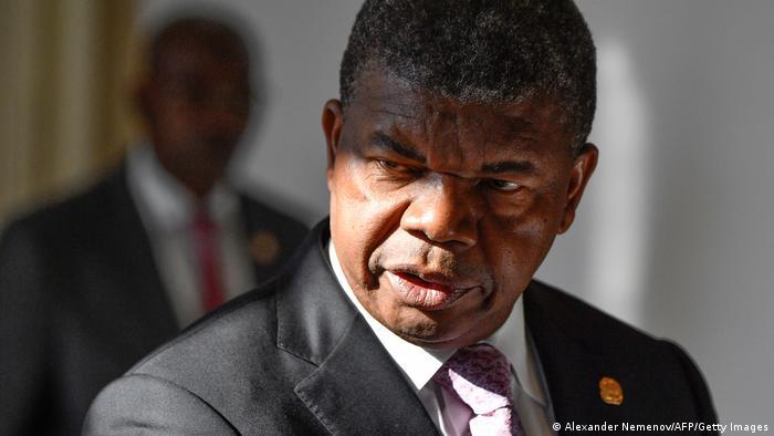 Angola I Präsident Joao Lourenco