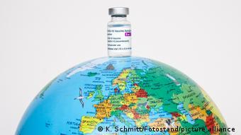 欧洲各国的疫苗接种工作快速推进