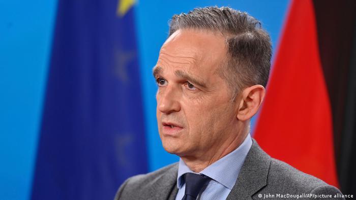Šef nemačke diplomatije Mas najoštrije je kritikovao raketne napade Hamasa