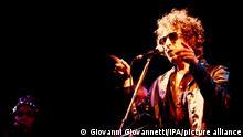 Bob Dylan world copyright Giovanni Giovannetti / effigy