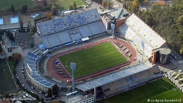 Stadion Maksimir in Zagreb (Foto: wikipedia.de)