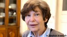 Die Ärztin Vera Braun stammt aus Budapest und lebt in Berlin. ++++Nur zur abgesprochenen Berichterstattung++++