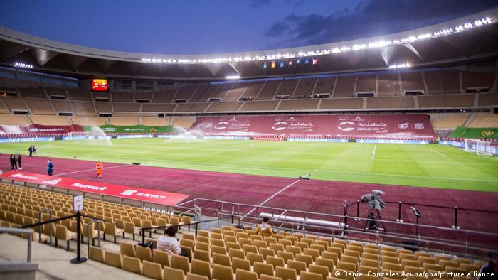 Севилья - Олимпийский стадион