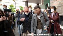 Beginn Prozess OLG Frankfurt | Angeklagter Franco A.