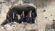 Israel Besuch Heiko Maas in Petah Tikvah
