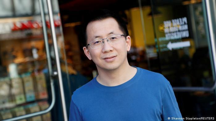 Zhang Yiming I Bytedance