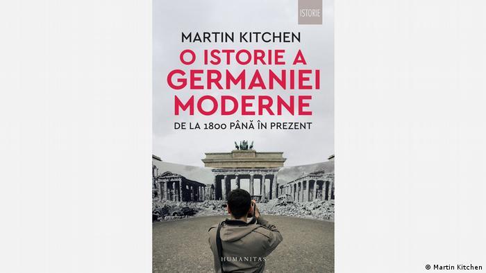 Cartea lui Martin Kitchen: O istorie a Germaniei moderne