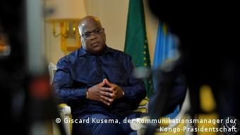 Rais Tshisekedi amesema sheria ya kijeshi itaendelea kutekelezwa Kivu na Ituri
