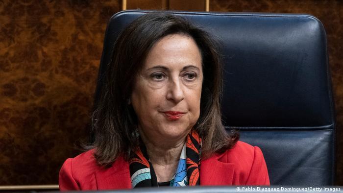 Spanien l Verteidigungsministerin Margarita Robles
