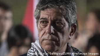 Palästina Der Palestinensische Botschafter Marwan Emile Toubassi