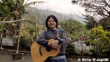 20.5.2021, Taiwan, Taiwan indigenous singer fights to sing 'men's' song
