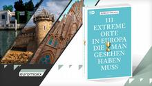 DW Euromaxx Zuschaueraktion Unvollendete Bauwerke mit Buch 111 Orte deutsch