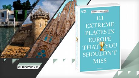 DW Euromaxx Zuschaueraktion Unvollendete Bauwerke mit Buch 111 Orte englisch
