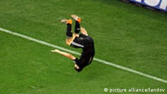 Klose WM 2010 Argentinien gegen Deutschland