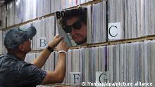 Bob Dylan gewinnt an Popularität in Südkorea