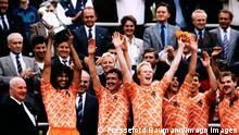 Fußball EM 1988 Sieger Niederlande