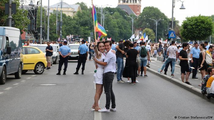 România Gay Pride București 2018