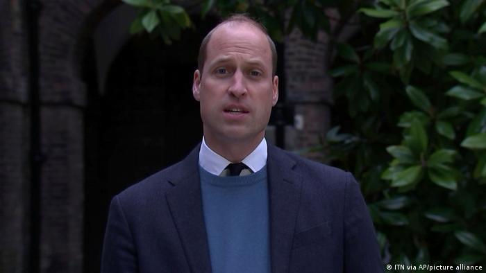 Foto del príncipe William