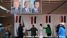 Libanon Syrien Wahlen in Beirut