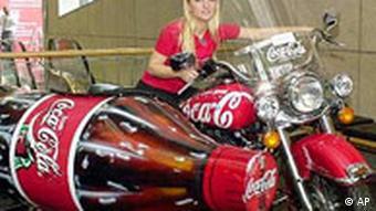 Coca-Cola Ausstellung in Bonn