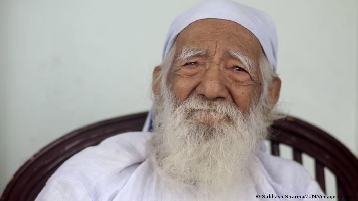 Sunderlal Bahuguna | indischer Umweltschützer