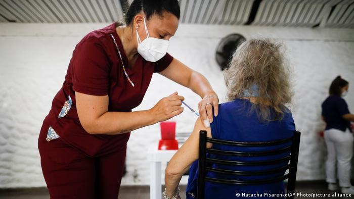 Argentinien Corona-Pandemie | Impfkampagne