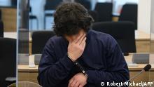 Deutschland Urteil zum Dresdner Messerangriff