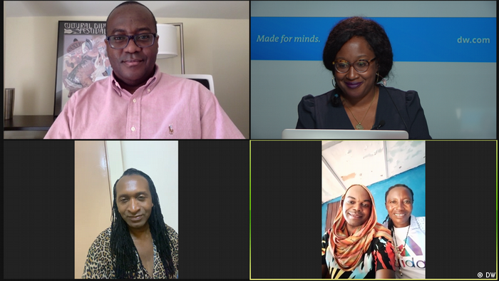 DW Africa | Gespräch über LGBTQ in Africa