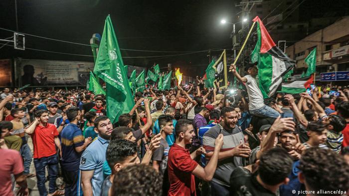 Konflikt in Nahost | Waffenruhe zwischen Israel und Gaza