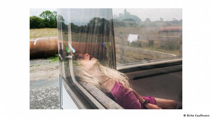 Роботи німецьких фотомитців на виставці в Одесі, Бірте Кауфманн