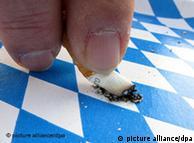 Бавария с курением