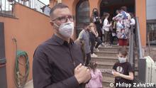 DW Reporter | Don Luigi Merola - Pfarrer in Neapel kämpft gegen Verehrung junger Mafiosi