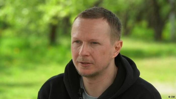 Videostill   Michael Schtschur alias Roman Wintoniw