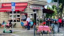 Berlin | Öffnung der Restaurants