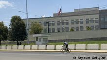 21.05.2021 Äthiopien Addis Abeba   US Botschaft