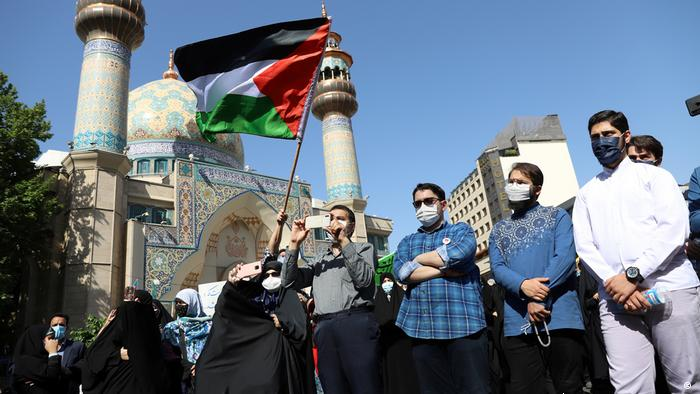 Skup podrške Palestincima u Teheranu (13. maj)