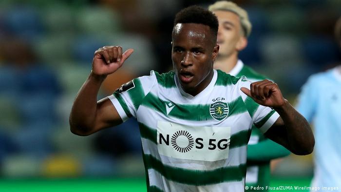 Portugal Lissabon | Sporting CP v CD Nacional - Jovane Cabral