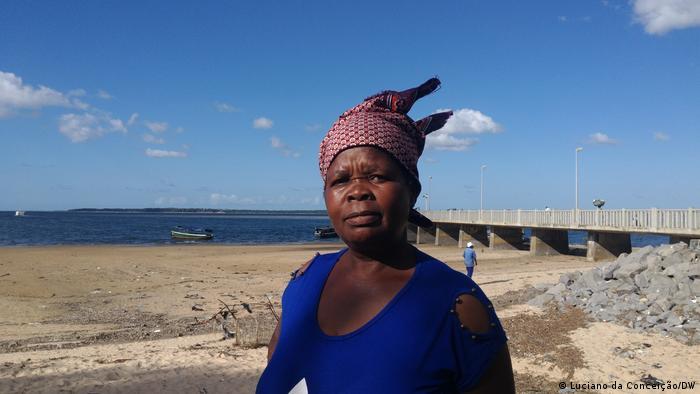 Mosambik Segelboot Transportmittel