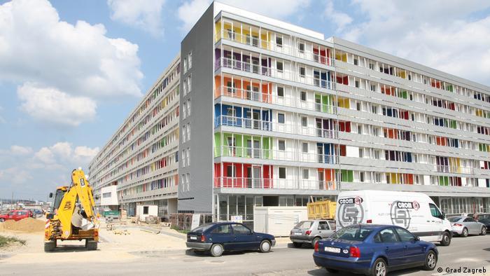 Naselje gradskih stanova Novi Jelkovec